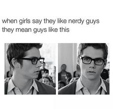 Imagen de nerd, dylan o'brien, and Hot