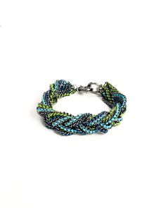 Braid Parade Bracelet - cute and casual