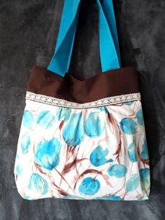 m29m / bavlnená taška kvietok Reusable Tote Bags, Fashion, Moda, Fashion Styles, Fashion Illustrations