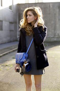 Chiara Ferragni... The Blonde Salad...