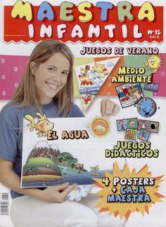 revista jardinera 15 - Srta Lalyta - Álbuns Web Picasa Ideas Para, Kindergarten, Album, Baseball Cards, K2, Magazines, Teaching Supplies, Activities, Fun Activities