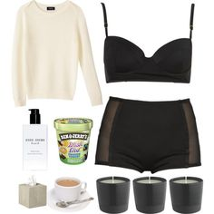 """Day in"" by sianyp on Polyvore"