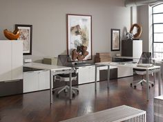 Rent the Staks Open Office Open Office, Office Spaces, Office Style, Store Fronts, Office Fashion, Office Furniture, Corner Desk, Contemporary, Table