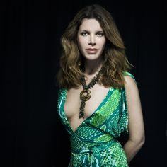 Jennifer Feil photographed in Miami Beach