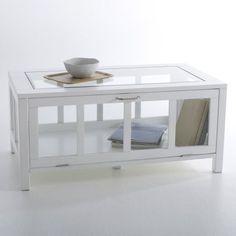 Table basse, vitrine, rectangulaire, INQALUIT - La Redoute