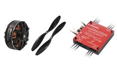EMAX Brushless Motors for Quadcopters and Multirotors Quad Copters