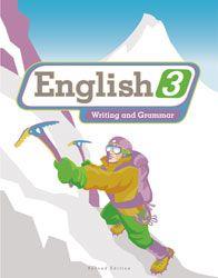 English 3 BJU Press