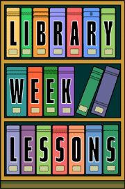 Lessons to Teach Library and Research skills. It includes links to plans and interactive games. Library Plan, Library Lesson Plans, Library Week, Library Center, Library Books, Library Ideas, Library Organization, Future Library, School Library Lessons