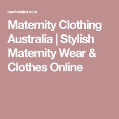 Maternity Clothing Australia   Stylish Maternity Wear & Clothes Online