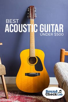 Ready to start playing guitar but you don't want to break the bank? Best Acoustic Guitar, Acoustic Music, Acoustic Guitars, Guitar Reviews, Digital Piano, Learn To Play Guitar, Guitar Case, Guitar Tips, Playing Guitar
