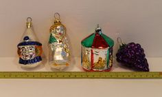 Set of 4 Ornaments  Vintage Christmas Ornaments  by FunkieFrocks. FunkieFrocks on etsy. Coupon code SPRING17 for 20% off. Etsy Coupon, Vintage Christmas Ornaments, Mercury Glass, All Sale, Frocks, Things To Think About, Hold On, Naruto Sad