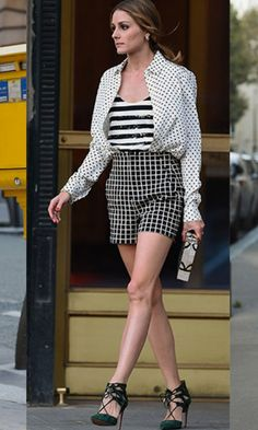 How To Dress Like Olivia Palermo In Seven Easy Steps