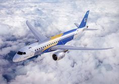 New airliner will save up to 24% in fuel    São José dos Campos, SP, March 7, 2017: In a ceremony held today at the Company's facilities in São José dos Campos, Embraer presented the largest aircraft of the second generation of the E2-Jets family,   #E195-E2 #Embraer #fuel efficiency
