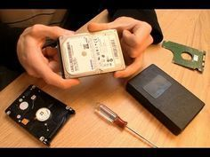 Often, a hard drive fails because of the circuitry, rather than because of mechanical wear. In this video, I will show you how to replace the circuit board so that you can retrieve your data and begin using the drive as usual again! Computer Repair, Computer Technology, Computer Programming, Computer Science, Computer Basics, Computer Tips, Medical Technology, Energy Technology, Diy Electronics