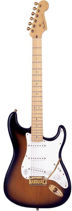 Fender American Deluxe 50th Anniversary Edition Stratocaster