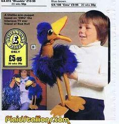 I had one of these...Emu