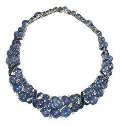 Fulco di VERDURA, Sapphire necklace