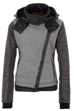 Frauenschuh Ladies Paris Multi Jacket *Elephant* - The Startingate, Inc