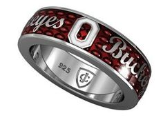 Official Ohio State Buckeyes Ring