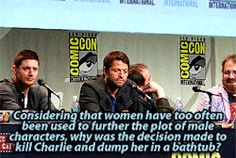 """One fan asked executive producer Jeremy Carver about an issue that�s been plaguing the show for much of its run. (WARNING: Spoiler alert for Season 10 of Supernatural.) 