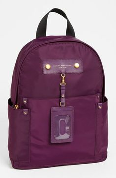 MARC BY MARC JACOBS 'Preppy Nylon' Backpack | Nordstrom. Another great color. $248