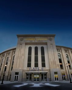 Yankee Stadium 2009 - onwards.  We had better seats in the new stadium than the one they took down.  Good times.