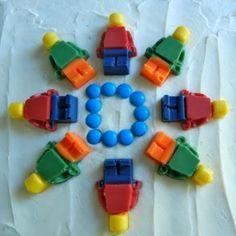 Candy lego minifig tutorial