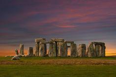 Stonehenge, near Salisbury, England