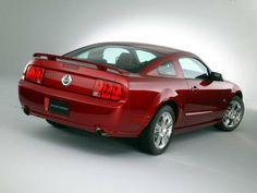Dreams-Cars - Ford Mustang GT 2005
