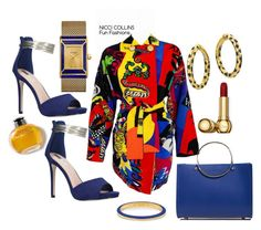 Fun Fashions by niccicollins on Polyvore featuring polyvore fashion style Versace Miss KG Future Glory Co. Tory Burch Henri Bendel Christian Dior Burberry clothing