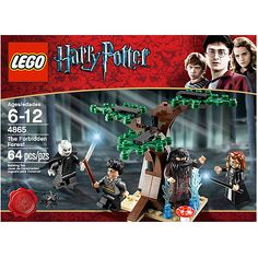 LEGO Harry Potter, The Forbidden Forest, bought already