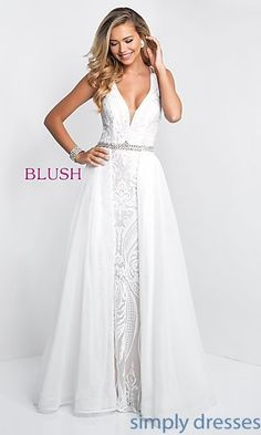 Dresses, Formal, Prom Dresses, Evening Wear: BL-11546