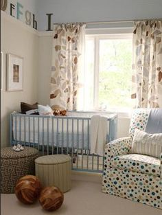 fashionista06: Unisex nursery by Sarah Richardson