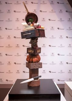 World Chocolate Masters 2013 - FINALS 2013 - live from paris
