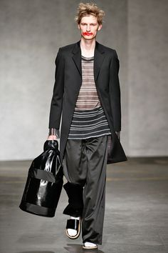 Xander Zhou SpringSummer 2015 Collection - London Collections Men - DerriusPierreCom023