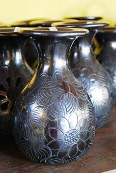 Barro negro pottery
