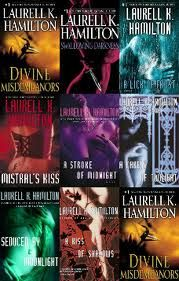 Laurell K Hamilton - Merry Gentry Series, Awesome!!