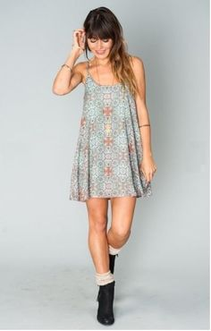 THE Bella Dress! Perfect as a cute dress or a fun Tunic!