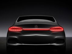 Mercedes-Benz F800 - Vision of Luxury Car of the Future from Mercedes