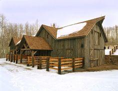Barn and Garage Designs