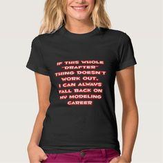 Drafter Humor  Modeling Career Tee T Shirt, Hoodie Sweatshirt