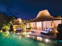 Bali, Indonesia- private villa