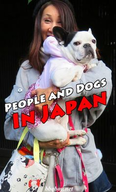 Of all the places we've been, Japan is probably tops for friendly, helpful people. They also know how to pamper their pets. Lots of photos of people and pets in this post #Japan #people #pets #travel