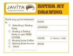 java-party-raffle