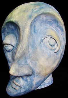 Expressive Faces/emotions in clay