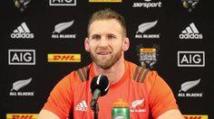 All Blacks captain Kieran Read on first Lions test