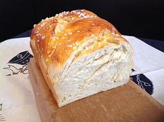 French brioche, best of the world, a nice recipe from the baking category. Ratings: Average: Ø + Französische Brioche, beste der Welt, ein schönes Easy Cake Recipes, Sweet Recipes, Baking Recipes, Cookie Recipes, Dessert Recipes, Bread Recipes, French Recipes, Gourmet Desserts, Breakfast Recipes