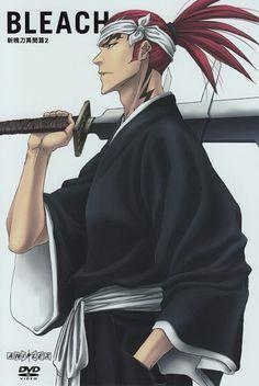 Renji Abarai (阿散井 恋次, Abarai Renji) is the lieutenant of the Division under Captain Byakuya Kuchiki. Bleach Renji, Renji Abarai, Bleach Manga, Bleach Characters, Anime Characters, Anime Guys, Manga Anime, Anime Art, Bleach Shirt Diy