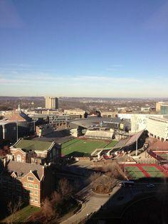 University of Cincinnati-future school (hopefully)