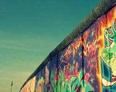 Berlin Wall Art  Berlin, Germany